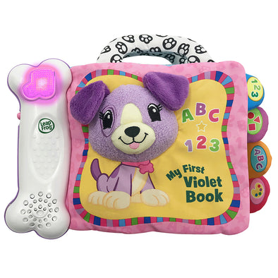Gioco My First Violet & Friends Book Viola | LEAP FROG | RocketBaby.it