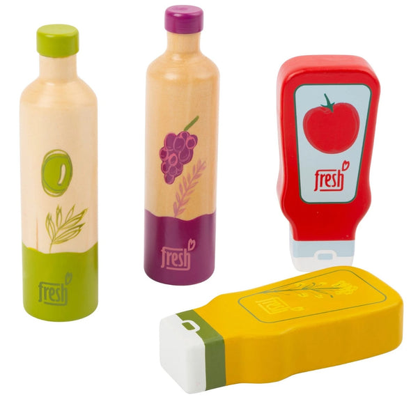Set di Salse e Olio Fresh | LEGLER | RocketBaby.it
