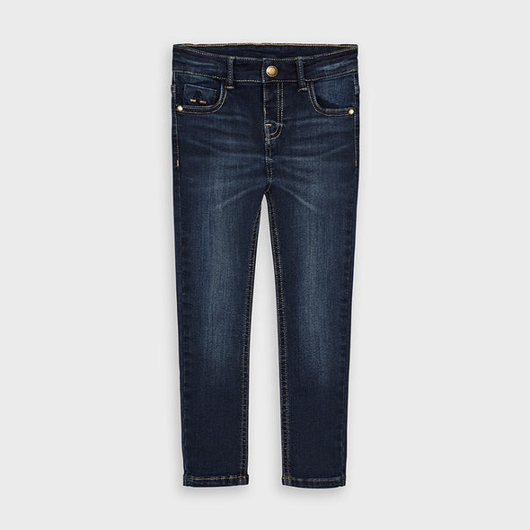 Pantaloni Jeans Skinny Fit Blue Black