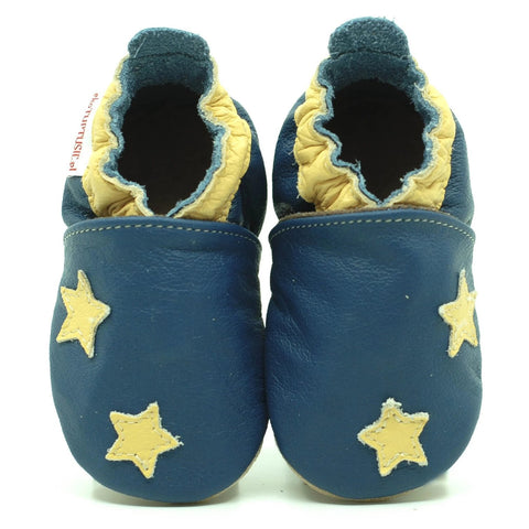 Babbucce Soft Sole Sky At Night | FIORINO | RocketBaby.it