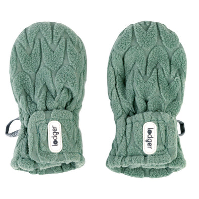 Muffole in Pile Empire Fleece Green Bay