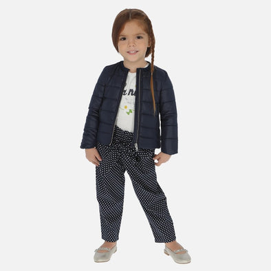 Pantaloni Lunghi Fusciacca Blu Navy | MAYORAL | RocketBaby.it