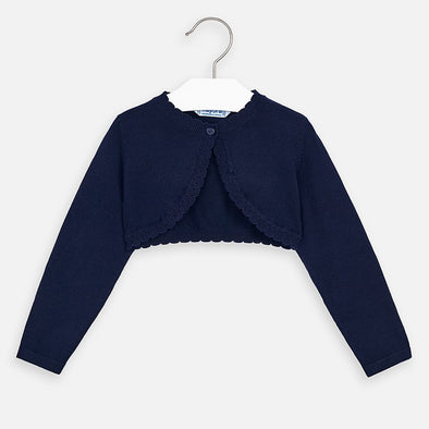 Cardigan a Onda Blu Navy | MAYORAL | RocketBaby.it
