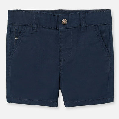 Pantaloni Bermuda Chino Blu Navy | MAYORAL | RocketBaby.it