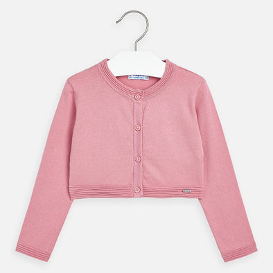 Cardigan Basic Malvarossa | MAYORAL | RocketBaby.it