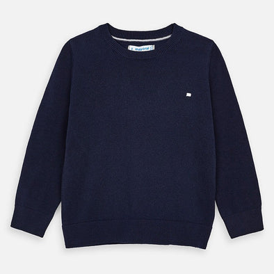 Maglione Basic Blu Navy | MAYORAL | RocketBaby.it