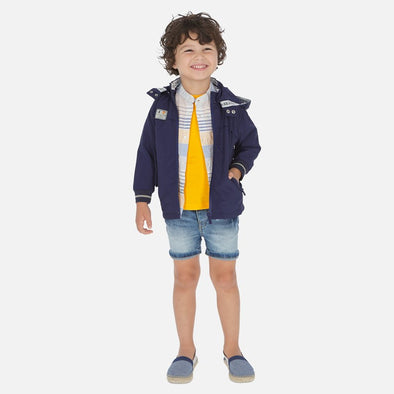 Pantaloni Bermuda Basic Jeans | MAYORAL | RocketBaby.it