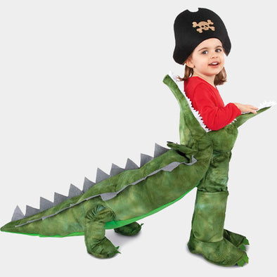 Costume Travestimento Coccodrillo Mangione | MOM FUN COMPANY | RocketBaby.it
