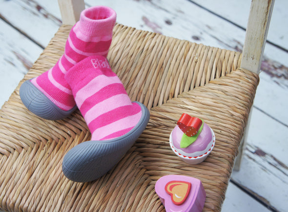 Calze Gommate Girls Stripe | BLADE&ROSE | RocketBaby.it