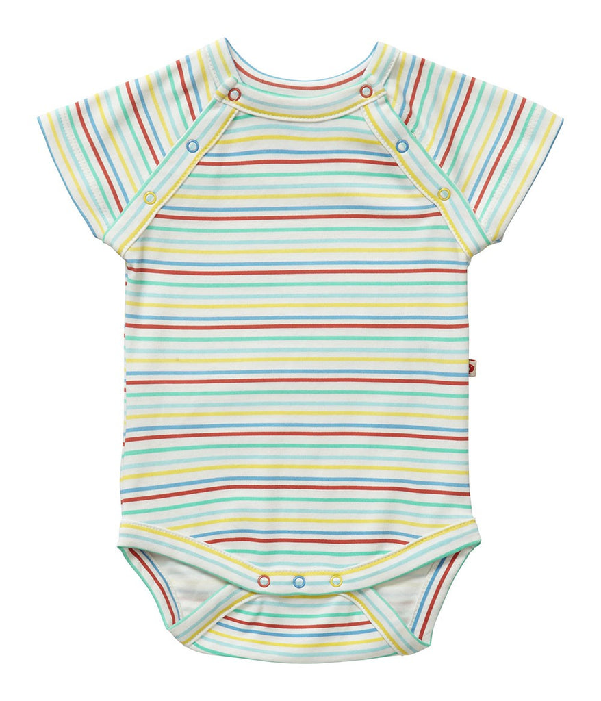 Body Multi Stripe | PICCALILLY | RocketBaby.it