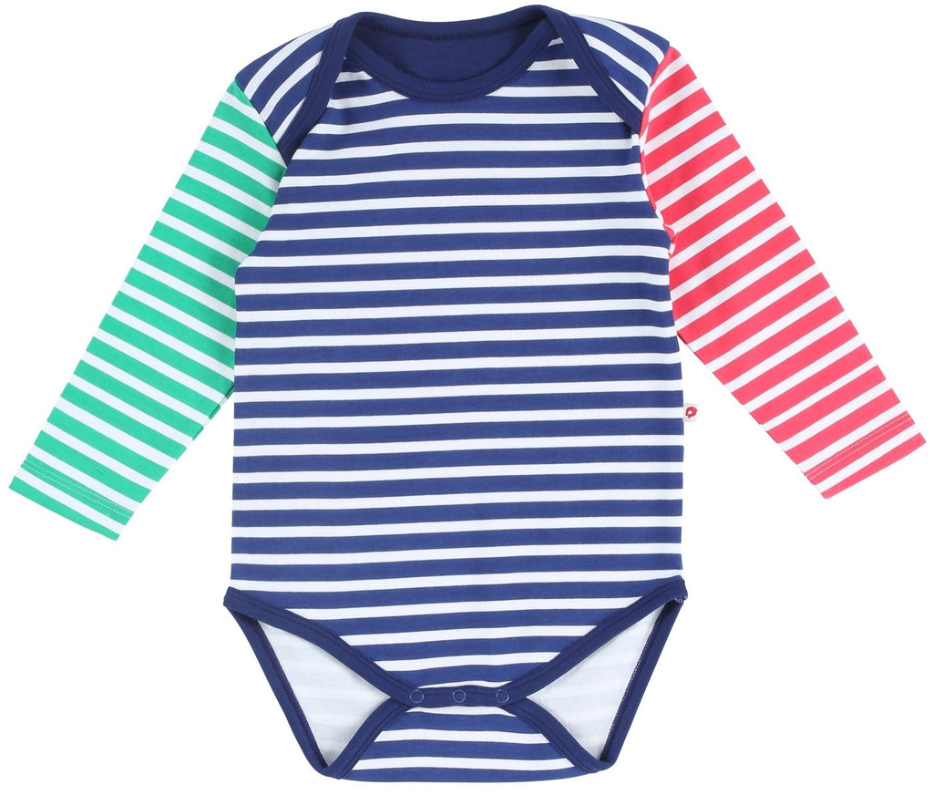 Body Primary Stripe | PICCALILLY | RocketBaby.it