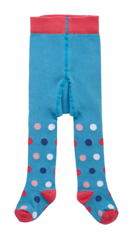 Calzamaglia a Pois Blu | PICCALILLY | RocketBaby.it