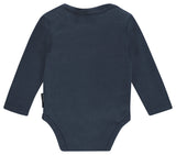 Body Maniche Lunghe Vicksburg Navy | NOPPIES | RocketBaby.it