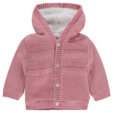 Cardigan Valentijn Rose | NOPPIES | RocketBaby.it