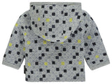 Cardigan Walworth Grey Melange | NOPPIES | RocketBaby.it