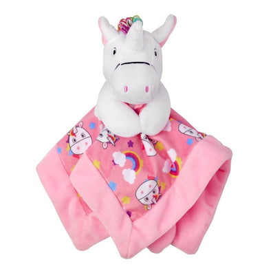 Conforter da Mordere e Stropicciare Unicorn Lovey | YIKES TWINS | RocketBaby.it
