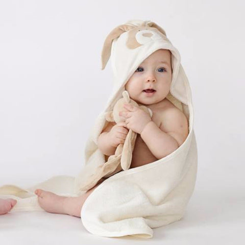 Accappatoio Coniglietto Bunny | WOOLY ORGANIC | RocketBaby.it