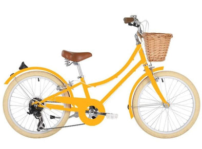 Bicicletta Gingersnap 20 Yellow | BOBBIN | RocketBaby.it