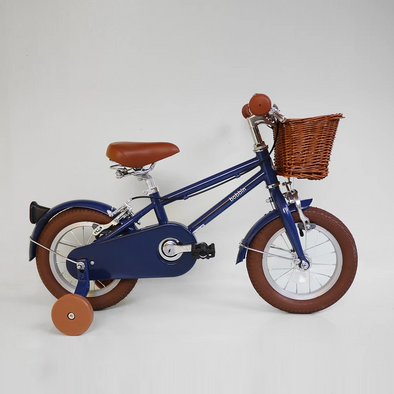 Bicicletta Moonbug 12 Blueberry | BOBBIN | RocketBaby.it