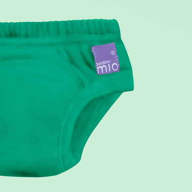 Mutandine Trainer Emerald | BAMBINO MIO | RocketBaby.it