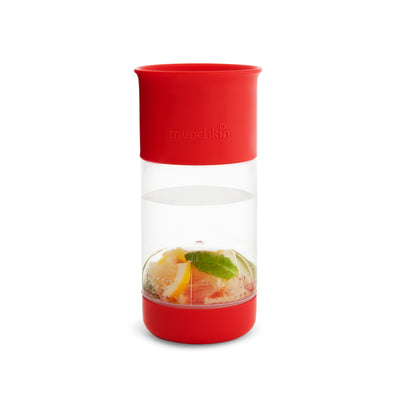Infusore per Frutta Miracle 360 Rosso | MUNCHKIN | RocketBaby.it