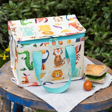 Lunch Bag Colourful Creatures | REX LONDON | RocketBaby.it