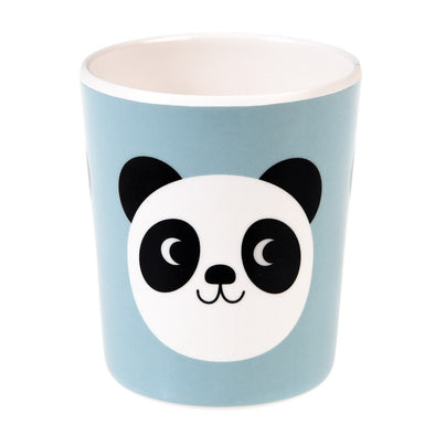 Bicchiere Miko The Panda | REX LONDON | RocketBaby.it