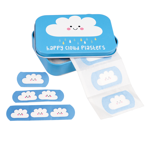 Scatola Con Cerotti Happy Cloud | REX LONDON | RocketBaby.it