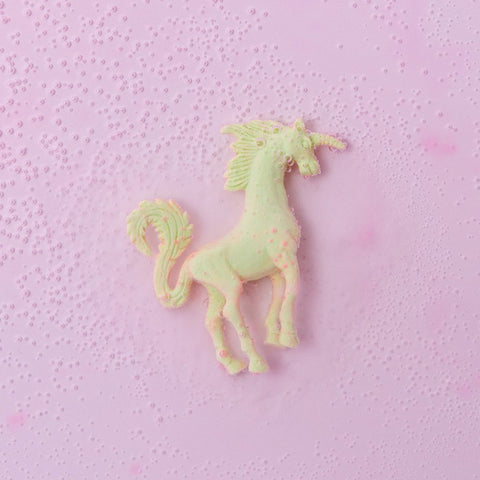 Cuore Frizzante Per Bagno Magical Unicorn | REX LONDON | RocketBaby.it