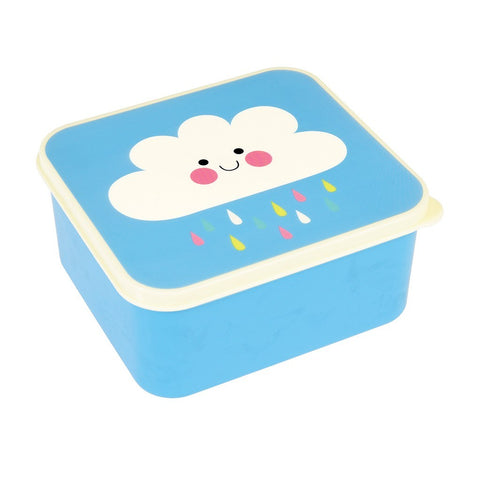 Lunch Box Happy Cloud | REX LONDON | RocketBaby.it