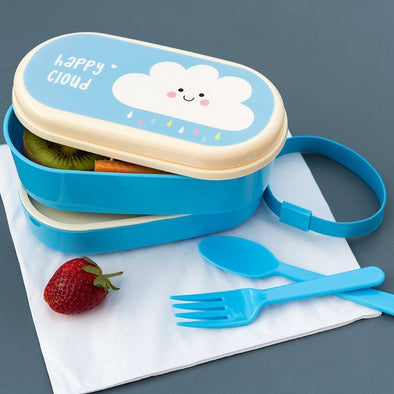 Bento Box Happy Cloud | REX LONDON | RocketBaby.it