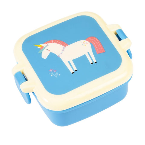 Snack Box Magical Unicorn | REX LONDON | RocketBaby.it