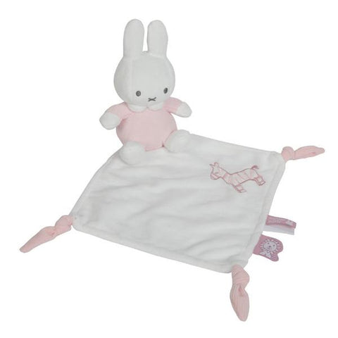 Conforter da Mordere e Stropicciare Miffy Rosa | TIAMO | RocketBaby.it