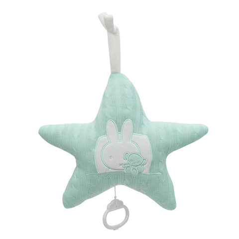 Carillon Stella Musicale Miffy Menta | TIAMO | RocketBaby.it