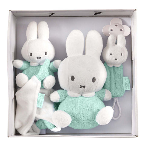 Set Regalo Miffy Mint | TIAMO | RocketBaby.it