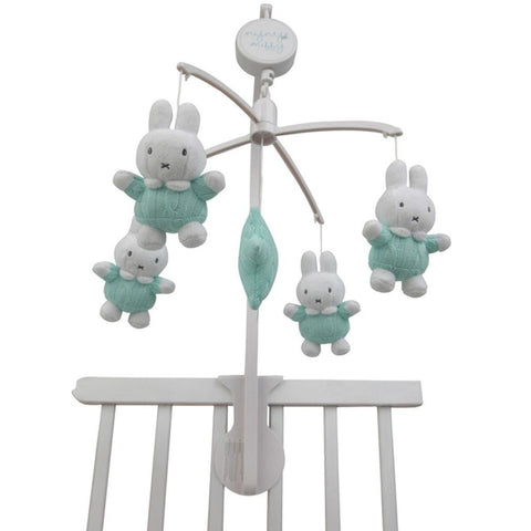 Giostrina Musicale Miffy Mint | TIAMO | RocketBaby.it
