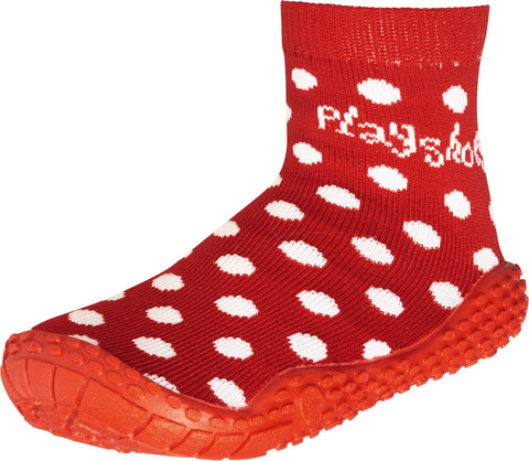 Calze da Mare con Suola in Gomma Dots | PLAYSHOES | RocketBaby.it
