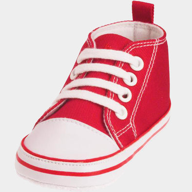 Sneaker di Tela Red | PLAYSHOES | RocketBaby.it