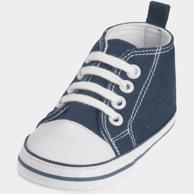 Sneaker di Tela Navy | PLAYSHOES | RocketBaby.it