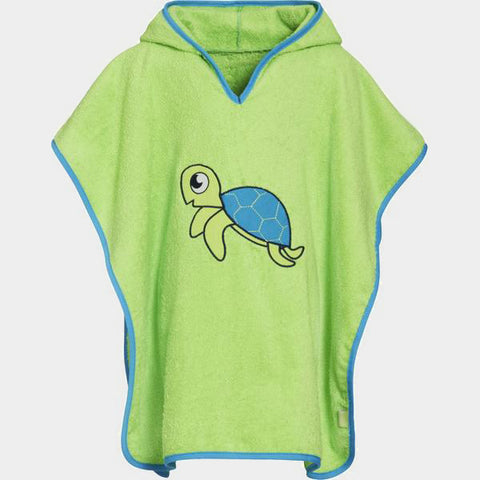 Accappatoio Poncho Turtle | PLAYSHOES | RocketBaby.it
