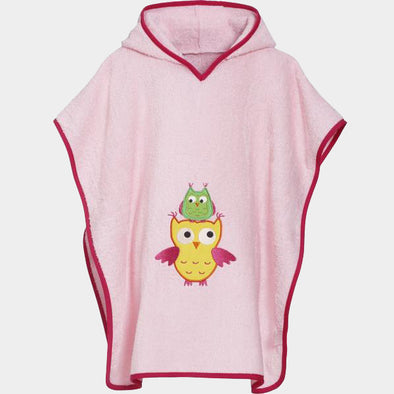 Accappatoio Poncho Owl | PLAYSHOES | RocketBaby.it