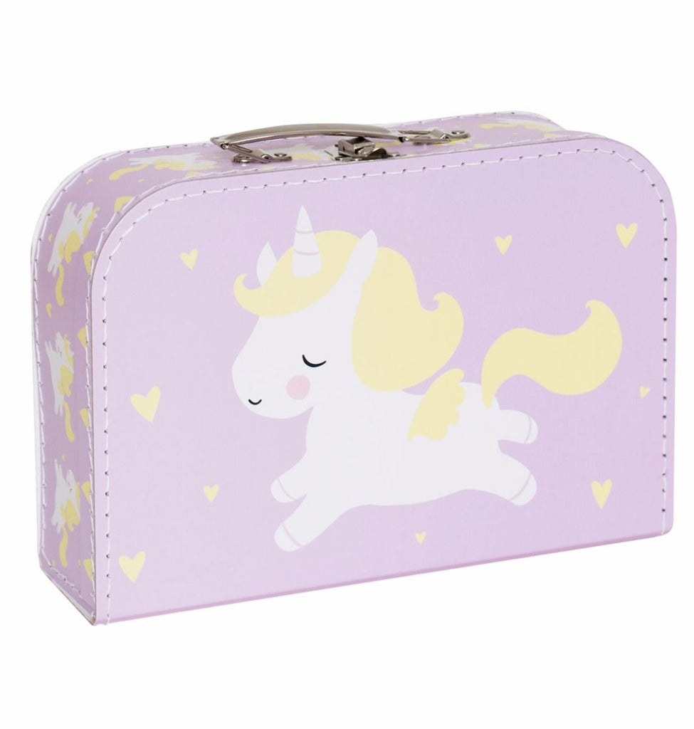 Valigia Unicorn | A LITTLE LOVELY COMPANY | RocketBaby.it