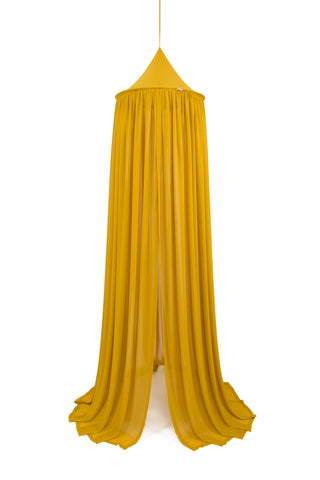 Tenda Baldacchino Giallo | COTTON & SWEETS | RocketBaby.it