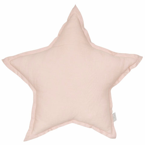 Cuscino Exclusive Stella Powder Pink | COTTON & SWEETS | RocketBaby.it
