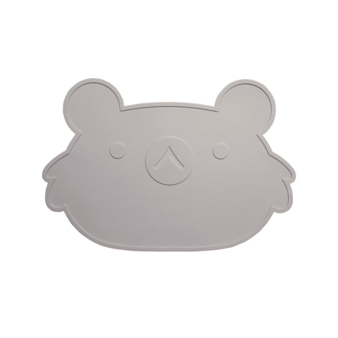 Tovaglietta In Silicone Koala Grey | PETIT MONKEY | RocketBaby.it