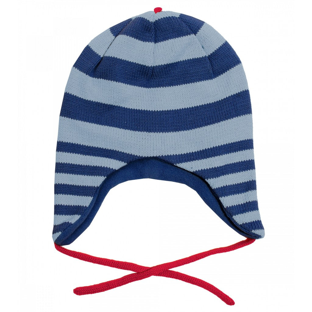 Cappello Blue Stripe - TOBY TIGER - RocketBaby.it - RocketBaby