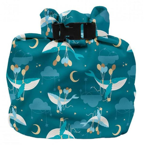 Wet Nappy Bag Portapannolini Sail Away | BAMBINO MIO | RocketBaby.it