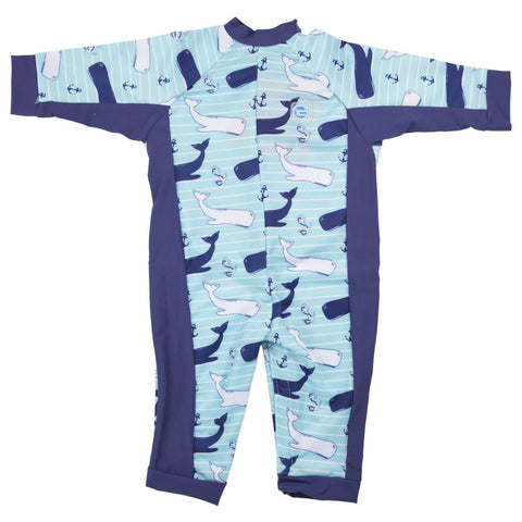 Costume Intero Anti UV Vintage Moby | SPLASH ABOUT | RocketBaby.it
