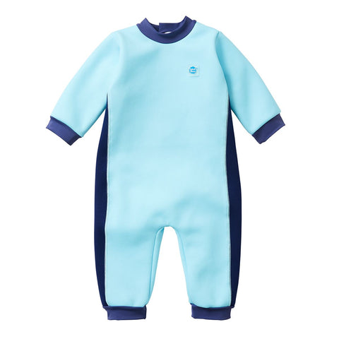 Costume Intero Warm in One Blue Cobalt | SPLASH ABOUT | RocketBaby.it
