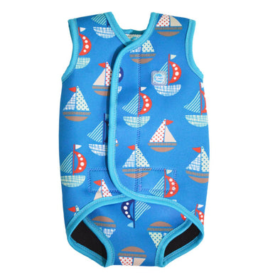 Costume Intero in Neoprene Set Sail | SPLASH ABOUT | RocketBaby.it